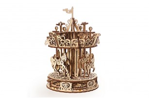 Mechanical Model Carousel