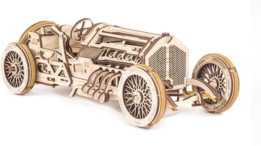 Mechanical model U-9 Grand Prix Car