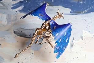 Mechanical model Windstorm Dragon