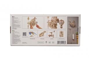 Aero Clock mechanical model kit