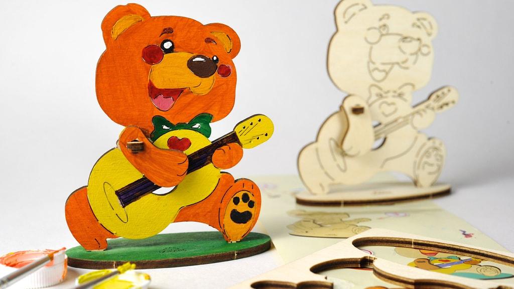 Mechanical model Bear