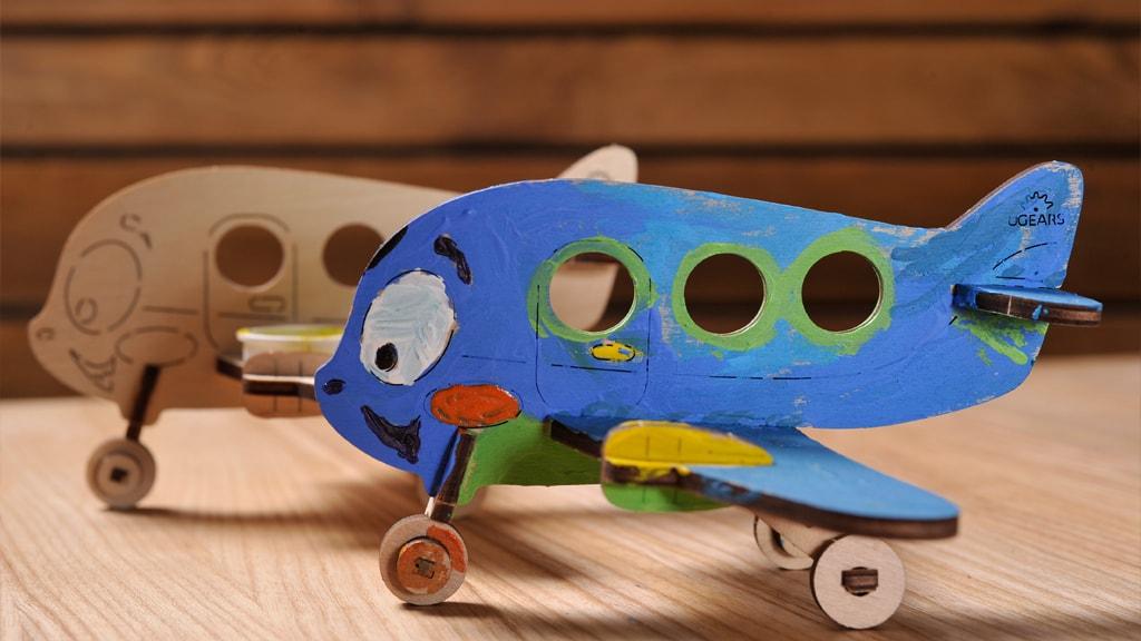 Mechanical model Airplane