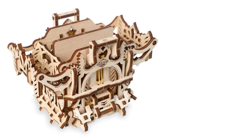 Mechanical model Deck Box