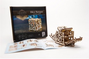 Mechanical model Dice Keeper