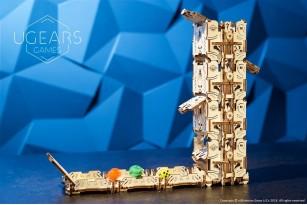 Mechanical model Modular Dice Tower