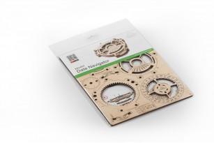 Mechanical model Date Navigator
