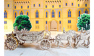 """Royal Carriage"" Model"