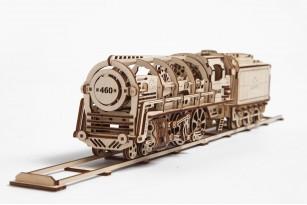 Mechanical model Locomotive