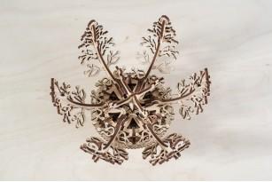 Mechanical model Mechanical Flower-etui