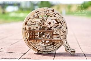 Mechanical model Monowheel