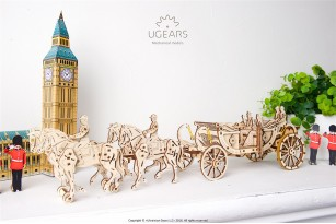 Mechanical model Royal Сarriage