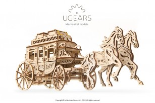 Mechanical model Stagecoach