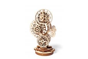 Mechanical model Steampunk Clock