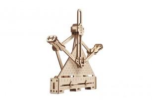 Arithmetic kit 2-in-1 educational mechanical model kit