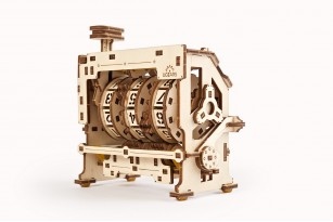 Mechanical model Counter