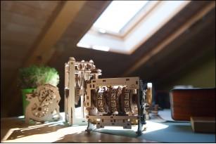 Mechanical model Counter
