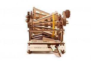 Mechanical model Variator