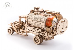Mechanical model Tanker