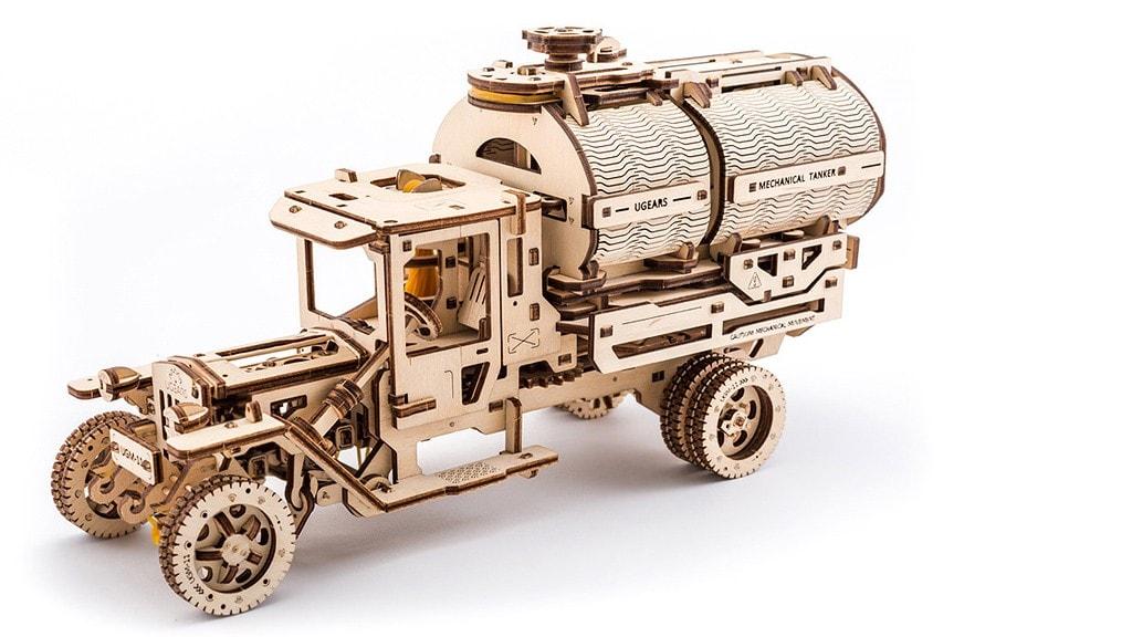 Mechanical model Tanker
