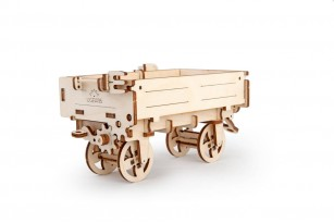 Mechanical model Trailer