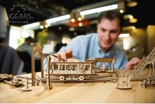 Mechanical model Tram Line