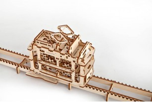 Mechanical model Tram