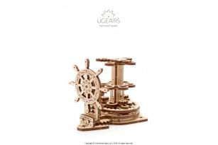 Mechanical model Wheel-Organizer